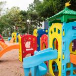 Playground - Parque Esportivo