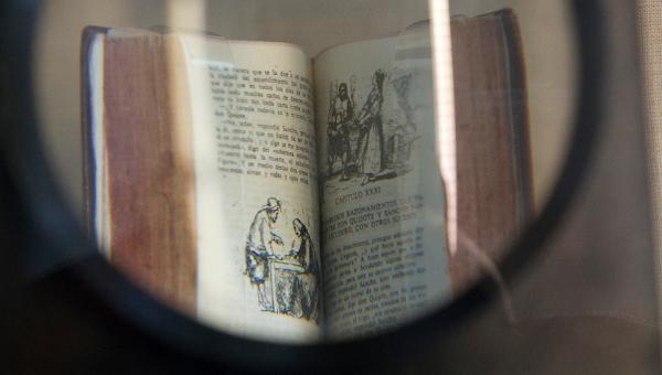Faculdade de Letras realiza palestra sobre Cervantes e Kabbalah