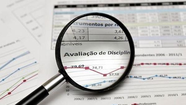 avaliação de disciplinas