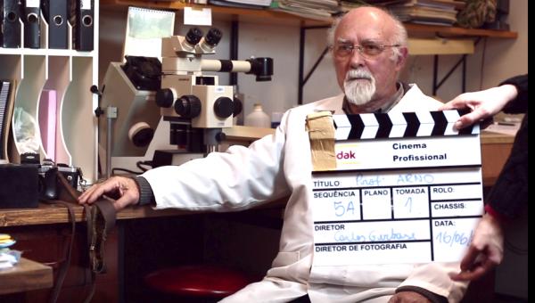 Documentário mostra a trajetória do professor Arno Lise