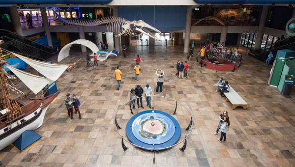 Programa Férias no Museu promove atividades de descobertas e diversão