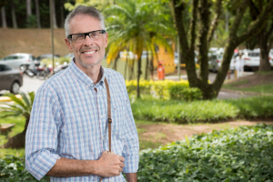 Ricardo D'Ávila, paciente Hospital São Lucas