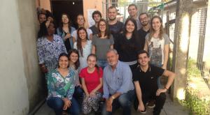 Ação de dia das mães na Vila São Judas Tadeu, Escola de Medicina
