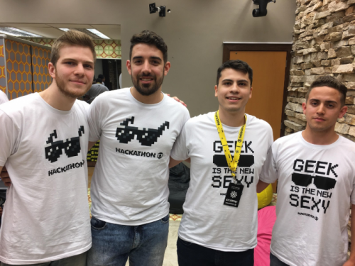 Hackathon Globo