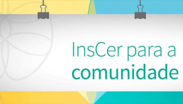 Ciclo de palestras gratuitas marca aniversário do InsCer