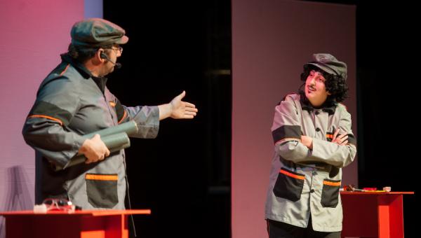 Curso de extensão aborda Teatro do Absurdo