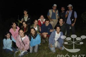 Grupos em excursão -  2007