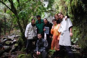 Grupos em excursão -2009