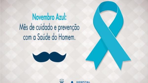 Hospital São Lucas realiza atividades especiais no Novembro Azul