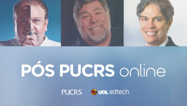Pós PUCRS Online lança duas especializações