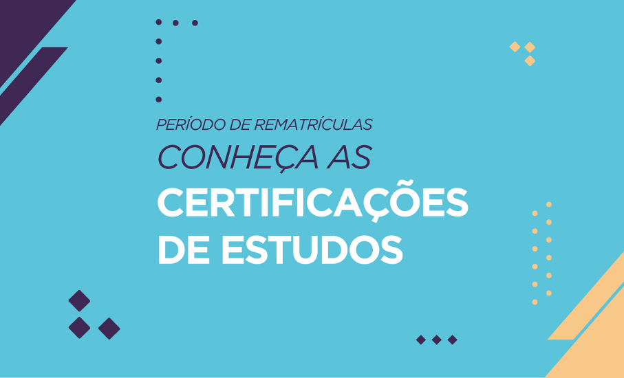 Certificações de Estudos - Famecos