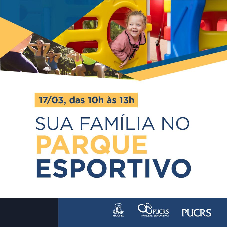 parque esportivo, família