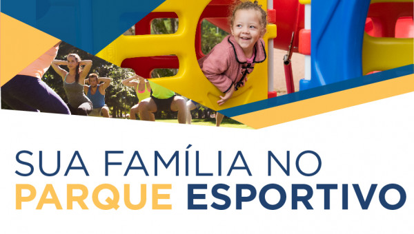 Parque Esportivo promove atividades abertas ao público