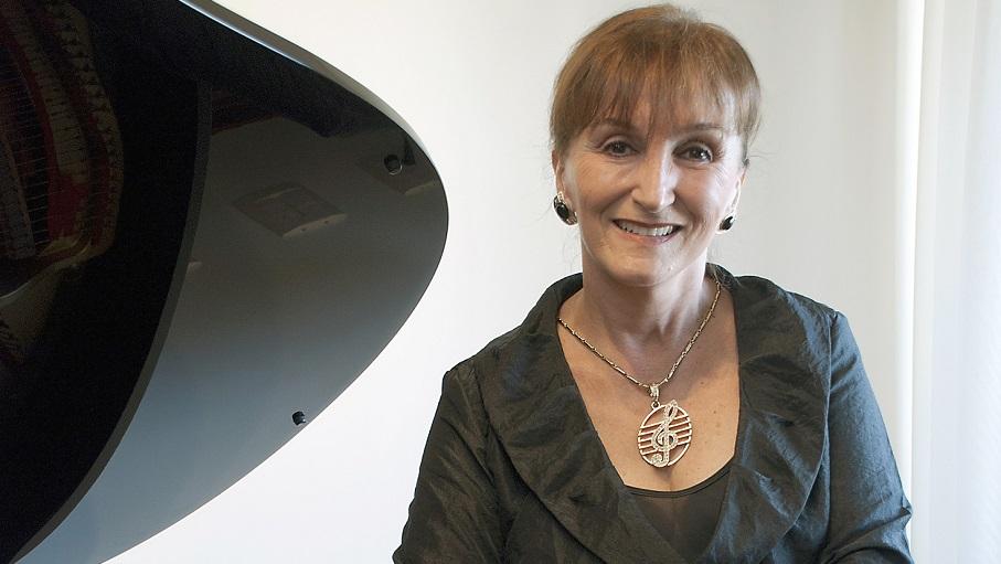 Olinda Allessandrini,pianista