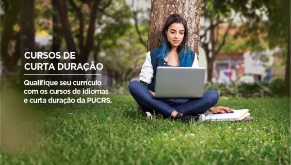 Universidade oferece cursos de curta duração