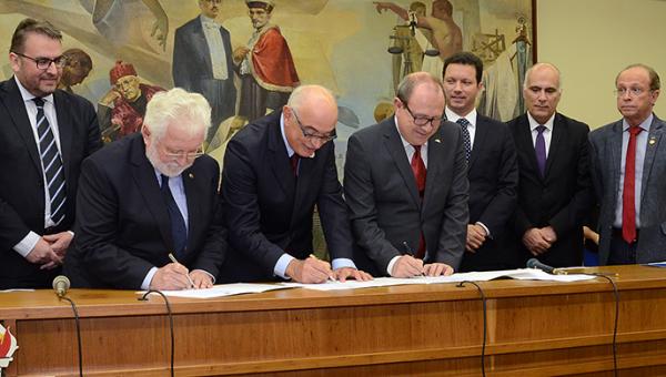 Aliança para Inovação de Porto Alegre é oficializada