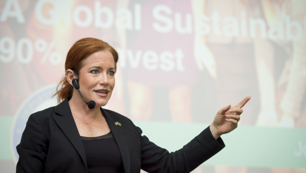 Ingrid Vanderveldt incentiva empreendedorismo feminino