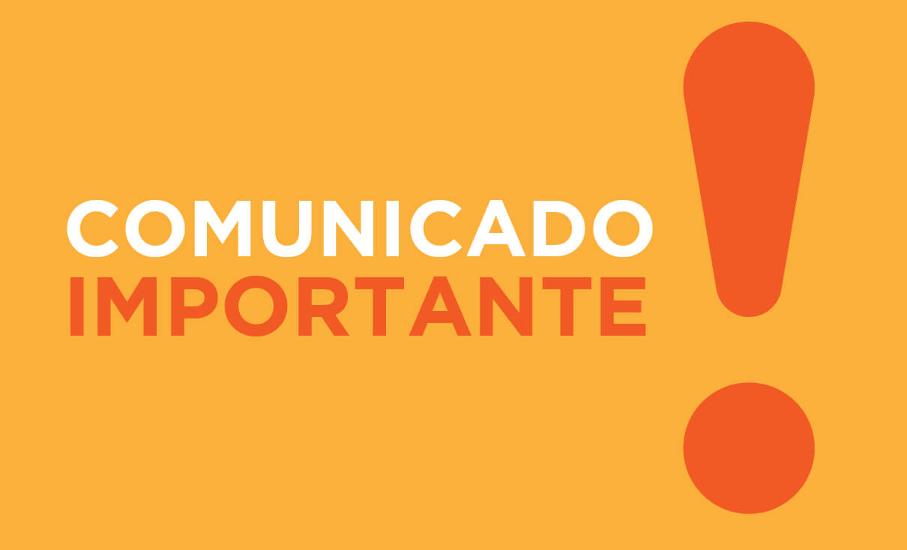 2018_05_25-comunicado_importante