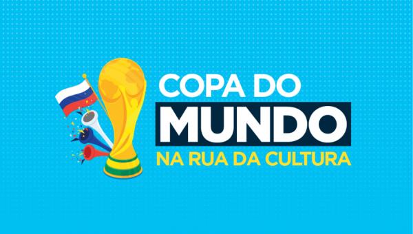 Rua da Cultura terá telão para jogo da Seleção Brasileira