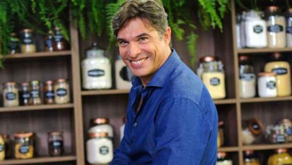 Chef Olivier Anquier dá aula na Universidade