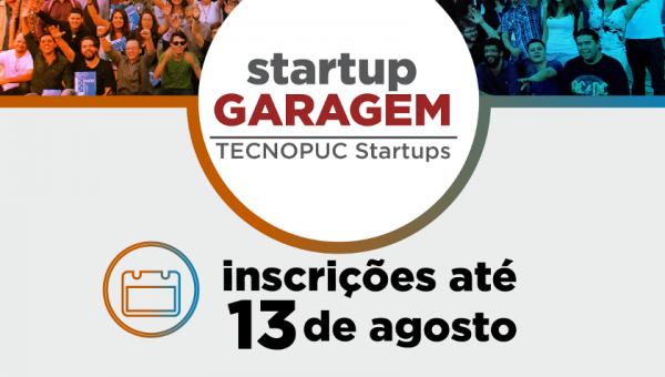 Startup Garagem recebe inscrições