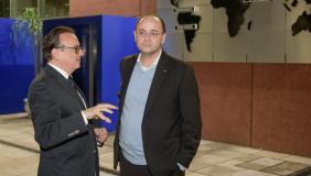 Ministro da Educação conhece instalações do Tecnopuc e do Instituto do Cérebro