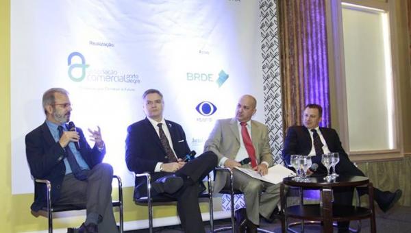 Aliança para Inovação expõe ideias em evento da Associação Comercial de Porto Alegre