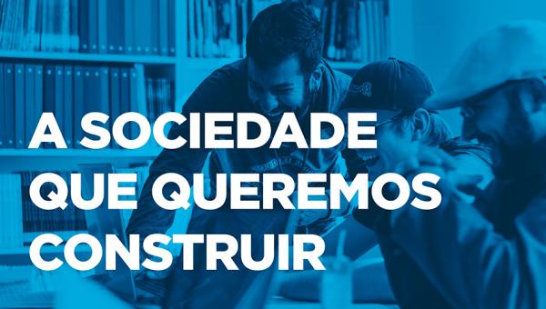 Renê Ferreira, da ADCE, fala sobre A sociedade que queremos construir