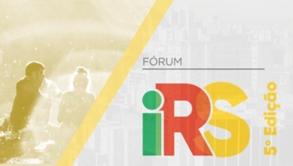 Universidade recebe Fórum iRS para debater qualidade de vida no Estado
