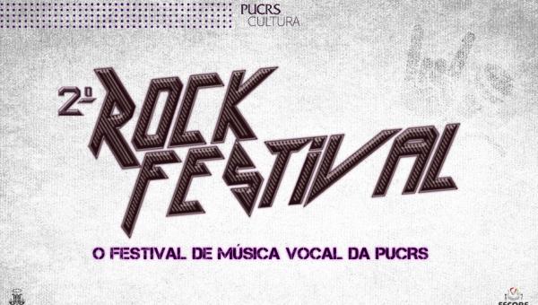2° Rock Festival reúne diversos grupos vocais e corais