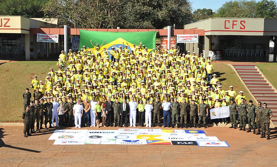 projeto rondon; operação pantanal