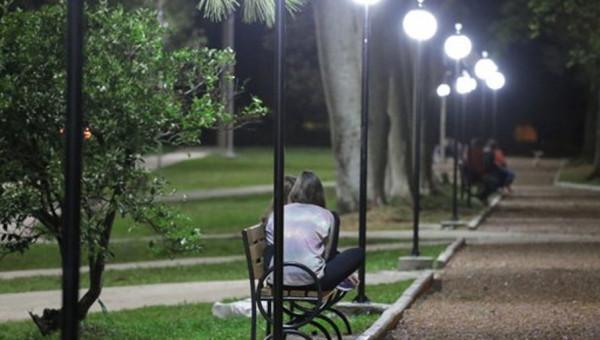 Santa Rosa recebe primeiro sistema de iluminação pública inteligente