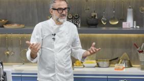 Massimo Bottura ensina técnicas diferenciadas para alunos da Pós GAST