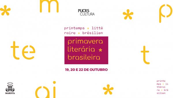 Edição nacional da Primavera Literária Brasileira tem início nesta sexta-feira