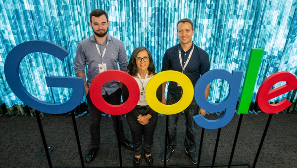 Doutorandos em Ciência da Computação vencem programa de pesquisa do Google