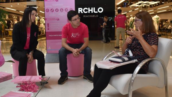 Hospital promove diversas atividades para marcar o Outubro Rosa