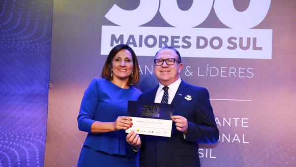 Universidade permanece entre as maiores empresas da região Sul