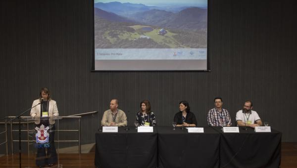 Simpósio trata de conservação da natureza e desenvolvimento sustentável