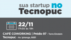 Tecnopuc Startups promove workshop sobre processos seletivos