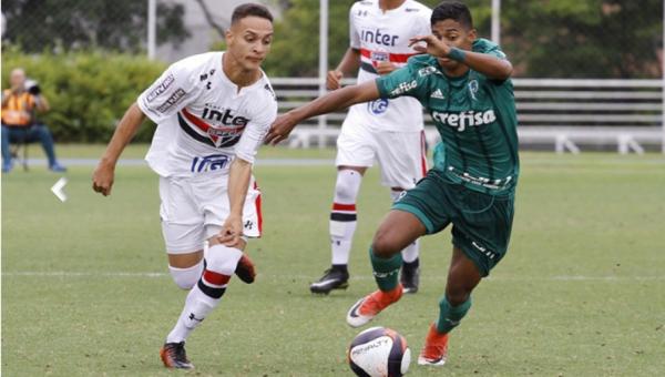São Paulo e Palmeiras realizam final Sub 20 no Estádio Universitário