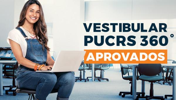 Lista de aprovados no Vestibular PUCRS 360°