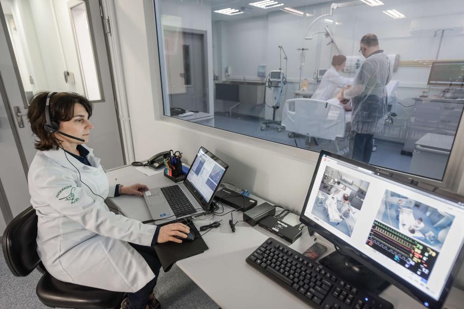 Tecnopuc USALab, Laboratório de Engenharia de Usabilidade de Produtos para a Saúde, tecnopuc