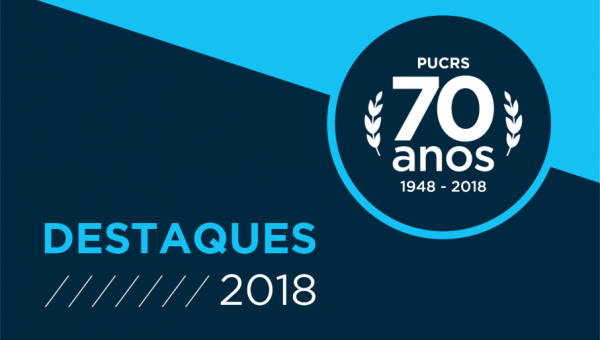 Destaques 2018: os 70 anos da Universidade
