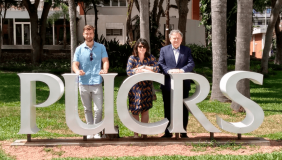 Evento conecta museus da PUCRS, Newcastle e Oxford