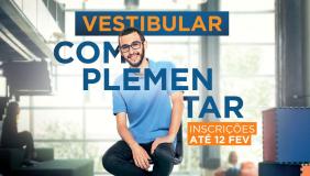 Inscrições abertas para Vestibular Complementar PUCRS 360°