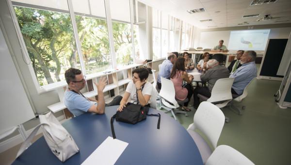 Inaugurado o Living 360°, novo espaço de aprendizagem e convivência da PUCRS