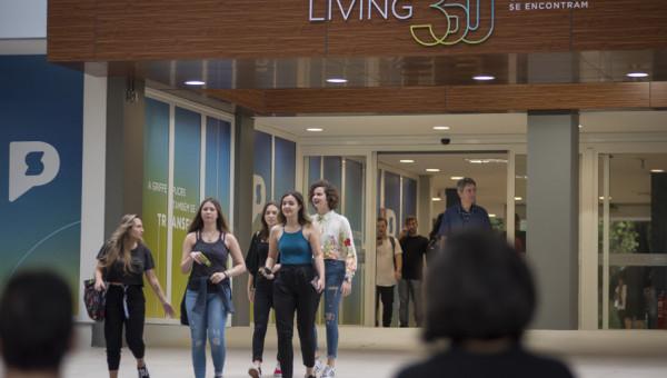 Living 360°, um prédio inovador para ensino, convivência e bem-estar