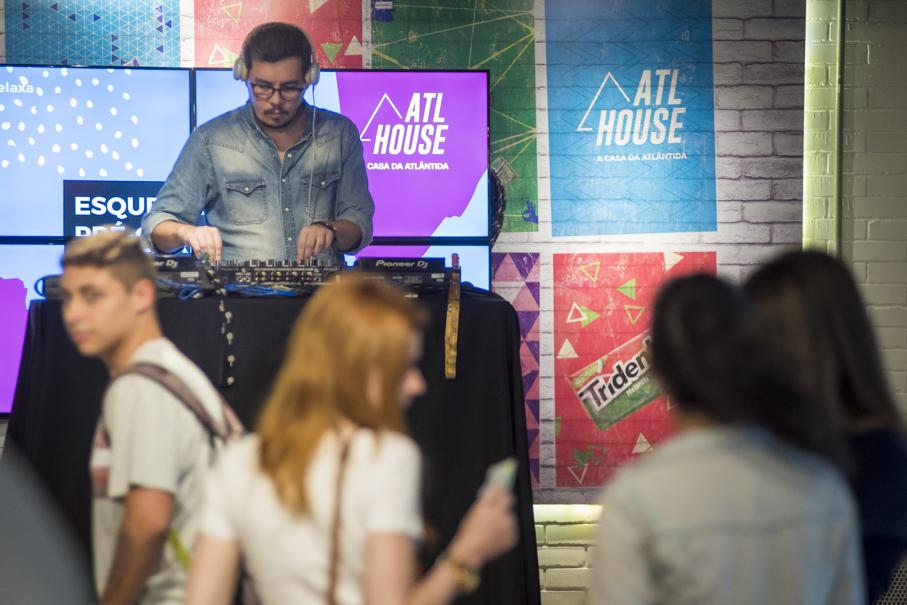 atl house, discotecagem, rodrigo adams, rádio atlântida
