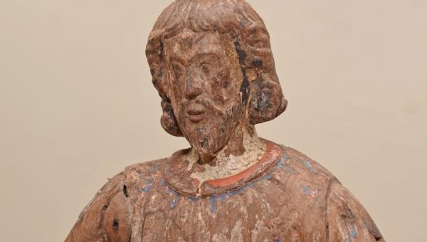 Estudo confirma que escultura de São José é de período das reduções jesuíticas