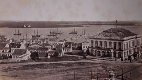 Acervo do Delfos integra exposição sobre aniversário de Porto Alegre